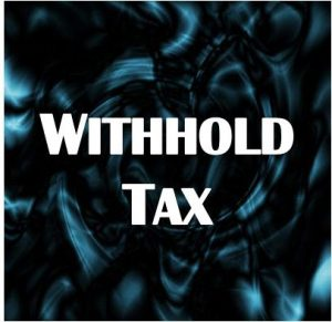withholdtax