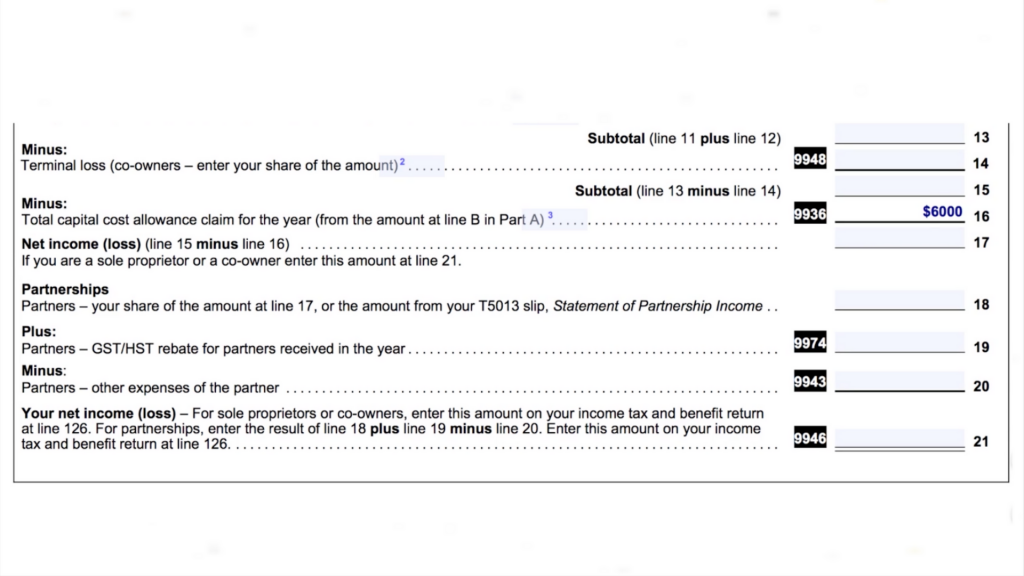 How to Prepare a Rental Form Step 9