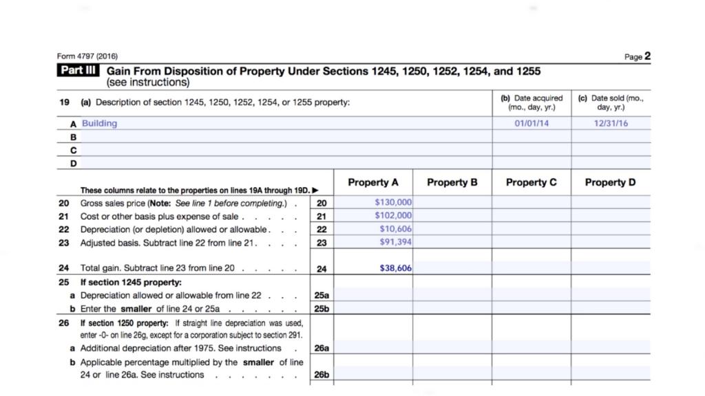 Form 4797
