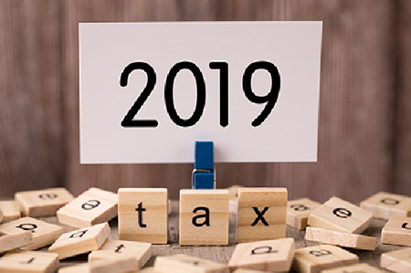 Tax Changes for 2018/19