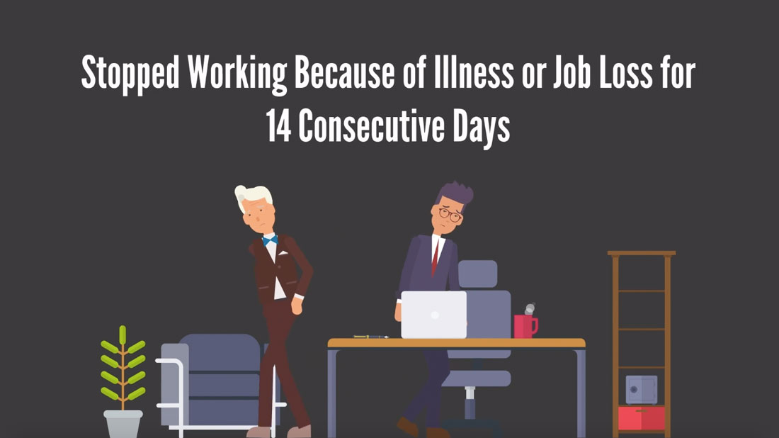 Stopped Working for 14 Consecutive Days